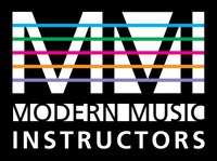 Logo muzičke škole Modern Music Instructors