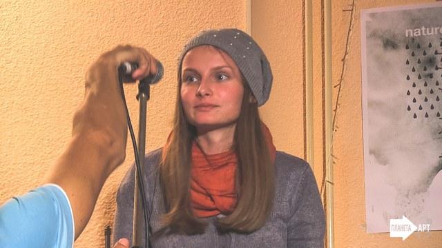 """Dobitnica druge nagrade za književnost na konkursu """"Planeta ART 2014"""""""