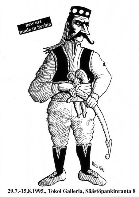 Poster Wostok
