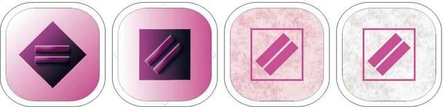 """4 različita bedža kreirana i štampana za kampanju """"Glas razlike"""""""
