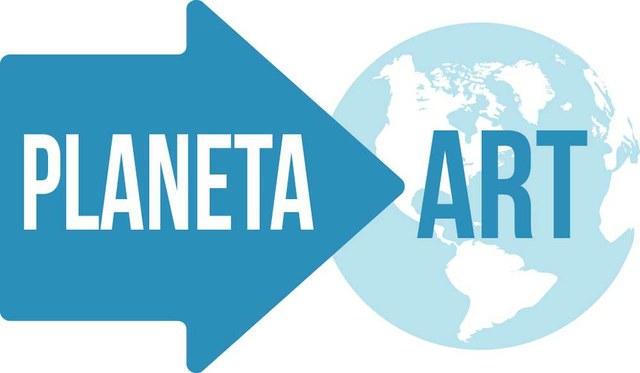 Logo Planeta ART lat