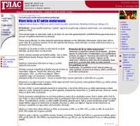 Članak iz Glasa javnosti objavljen 21. septembra 2000.
