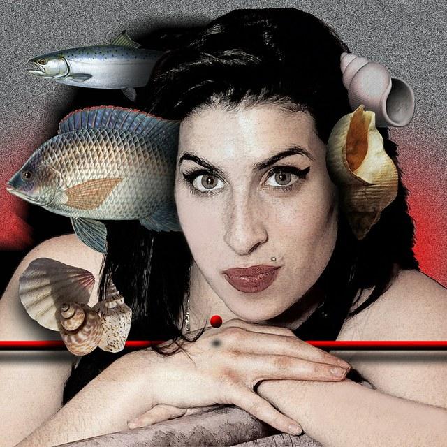 Amy Winehouse - slika Zorana Mujbegovica