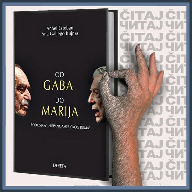 Anhel Esteban, Ana Galjego Kujnas - Od Gaba do Marija (ilustracija)
