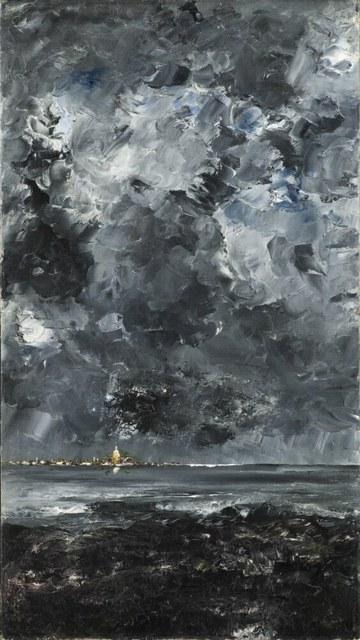 August Strindberg - Grad (1903)