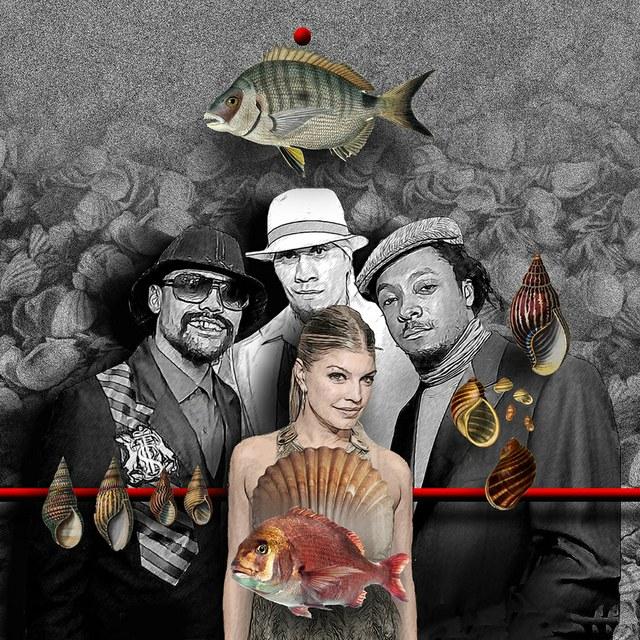 Black Eyed Peas - slika Zorana Mujbegovica