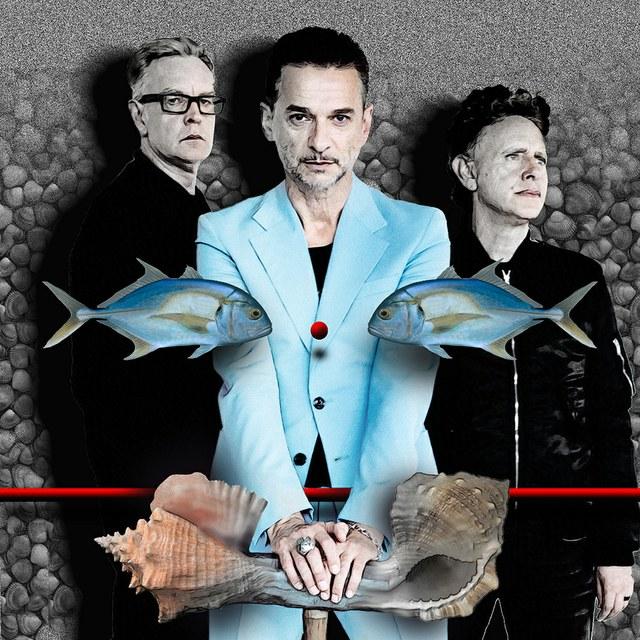 Depeche Mode - slika Zorana Mujbegovica