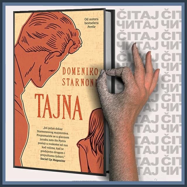 Domeniko Starnone - Tajna (ilustracija)