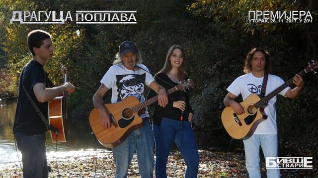 Dragan Babić Draguca, Sergej Sokolov, Natalija Lazić, Nebojša Ristić snimio Časlav Petrović