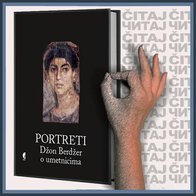 Džon Berdžer - Portreti o umetnicima (ilustracija)