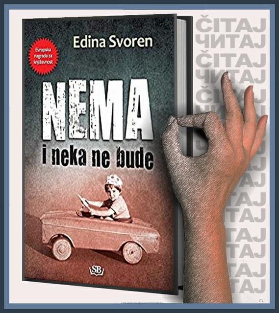 EDINA SVOREN - Nema i neka ne bude (ilustracija)