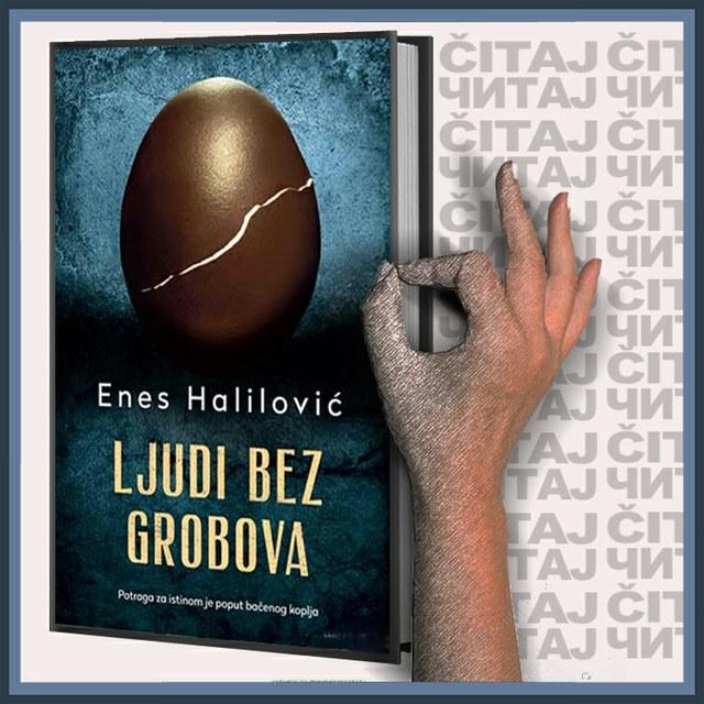 Enes Halilović - Ljudi bez grobova (ilustracija)