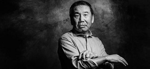Haruki Murakami portret 2021