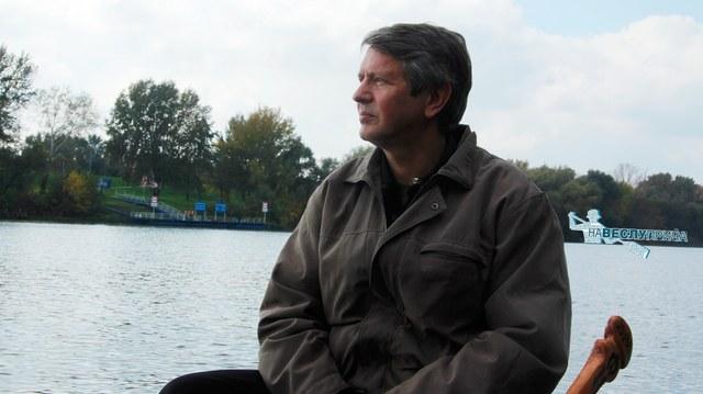 Istvan Bescedes W by Časlav Petrović