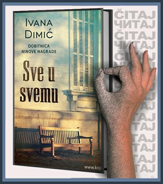 Ivana Dimic - Sve u svemu ilustracija