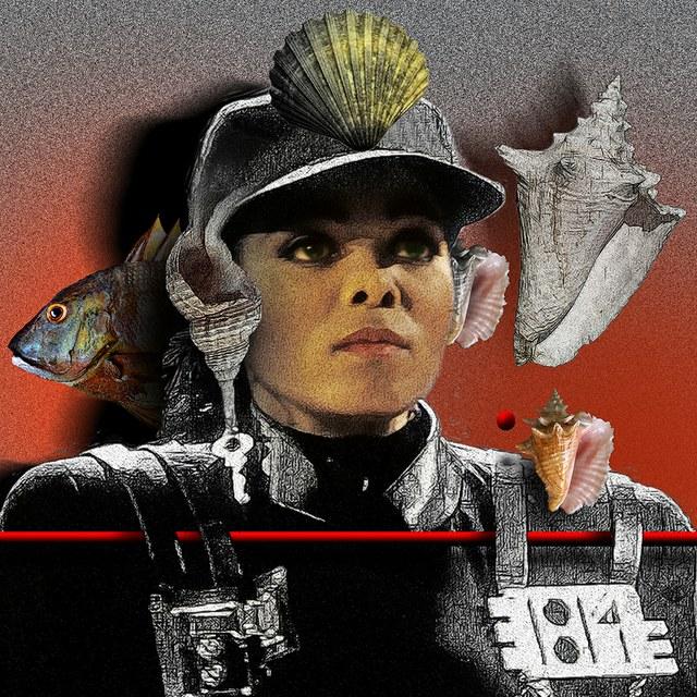 Janet Jackson - slika Zorana Mujbegovica