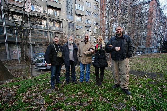 Jelena Krstić Odliv mozgova TV Crew