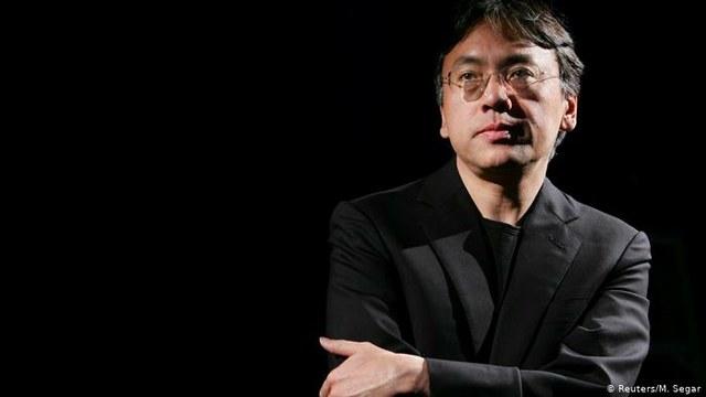 Kazuo Išiguro portret