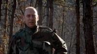 Dr Adam Crnobrnja na snimanju filma Arheologija: Metalla Tricornensia - snimio Časlav Petrović