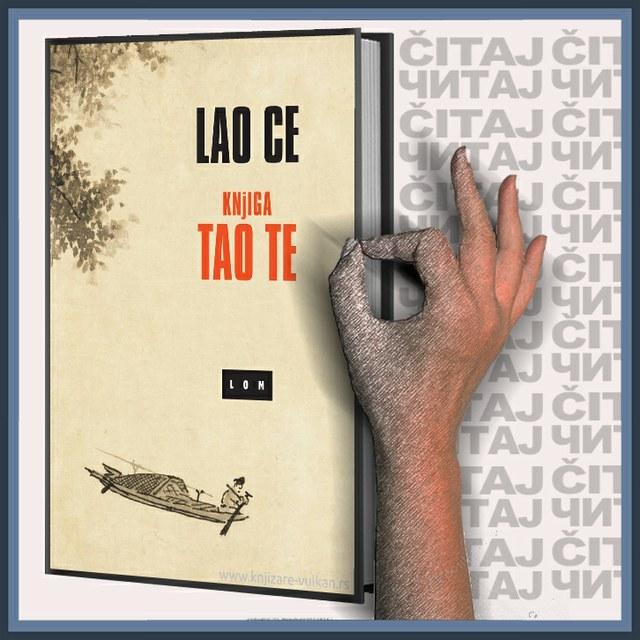 Lao Ce - Knjiga Tao Te (ilustracija)