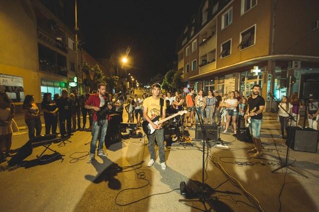 NO@NO band by Marko Ristić