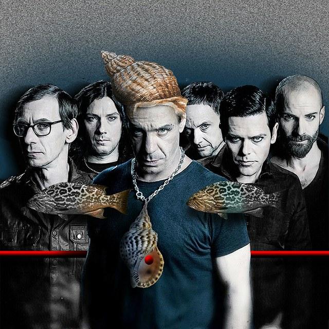 Rammstein - slika Zorana Mujbegovica