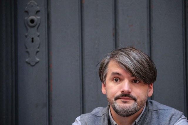 Saša Stanišić portret