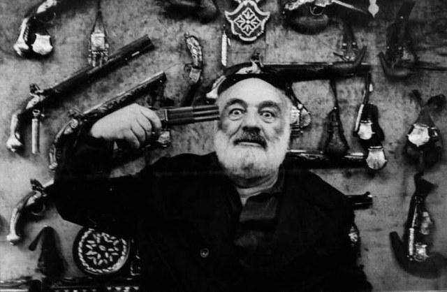 Sergej Parajanov portret