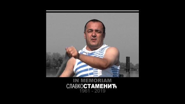 Slavko Stamenić IN MEMORIAM