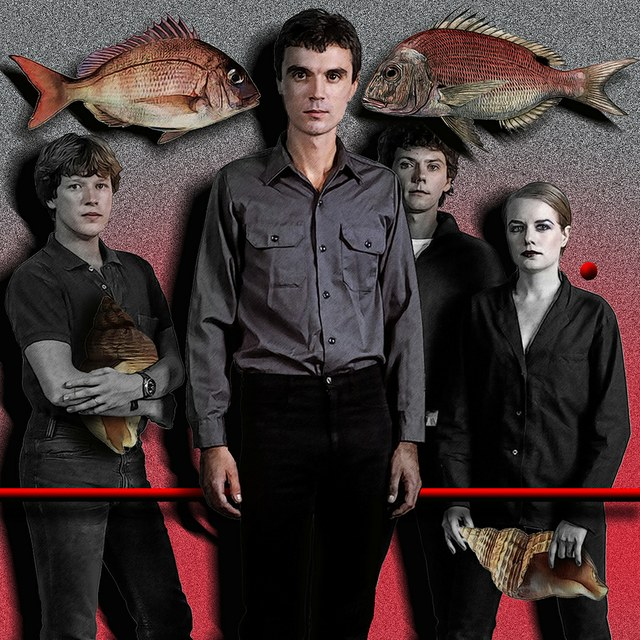 Talking Heads - slika Zorana Mujbegovica